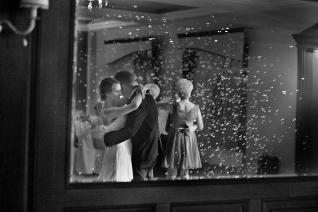 fotografia ślubna - taniec ślubny Katowice