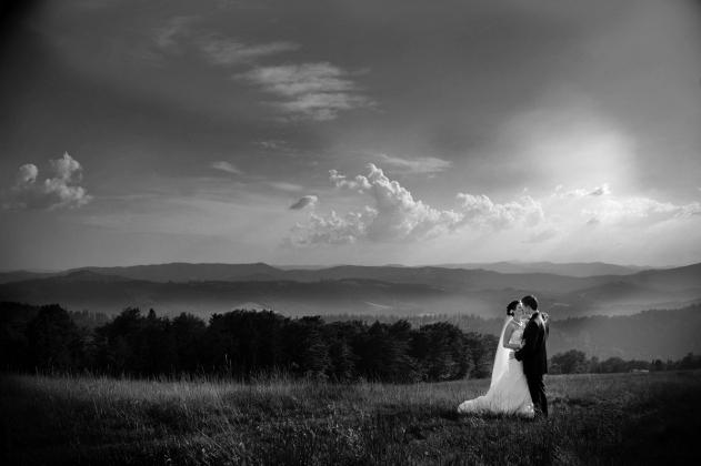 fotografia ślubna - Sesja w górach 2